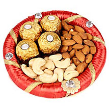 Treat Of Flavour: Diwali Gifts
