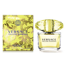 VERSACE YELLOW DIAMOND EDT Spray 90ML:  Perfumes for Anniversary