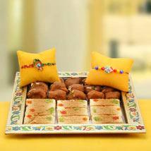 Vivid Rakhi Combo: Send Gift Hampers for Kids