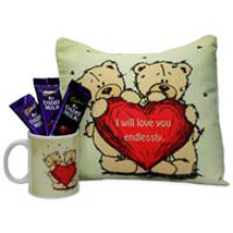 Warm and Cozy Love Hamper: Gift Hampers for Him