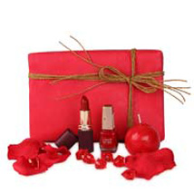 What A Girl: Cosmetics & Spa Hampers - Birthday