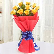 Yellow Delight: Send Wedding Gifts to Kochi