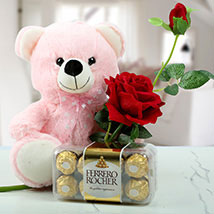 Your Daily Doze Of Romance: Send Valentine Gifts to Faridabad
