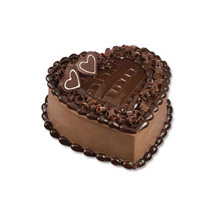 Chocolate Heart Cake: Cakes to Caloocan