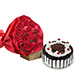 Black Forest and Flowers Deluxe