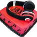 Headphone Shape Cake 3kg