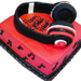 Headphone Shape Cake 4kg
