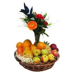 Fruit and Flower Basket SA