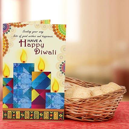 Basket of Diwali Wishes UAE