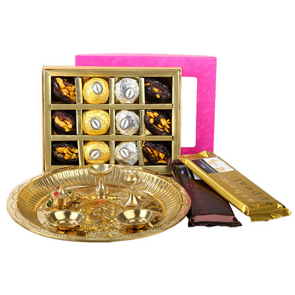 Bhaidooj Sweets and Pooja Thali