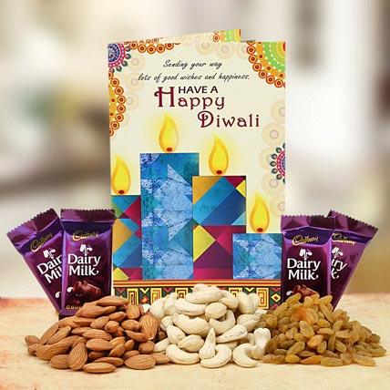 Galore of Diwali celebrations