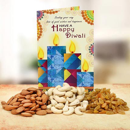 Nutty Treat for Diwali UAE