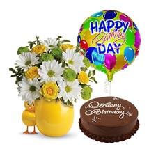 Sunny Birthday Surprise