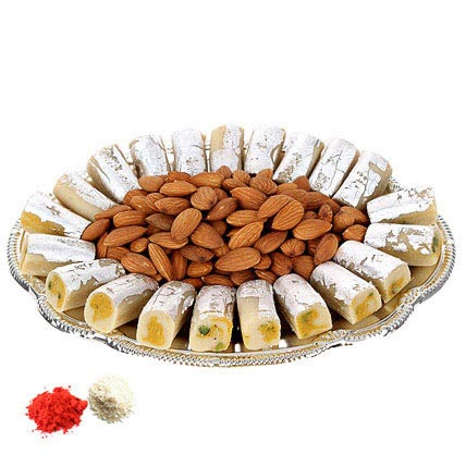 Sweet Burst Plate UAE