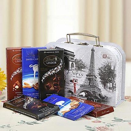 The Magic of Chocolates