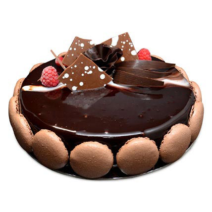 Triple Chocolate Cake UAE