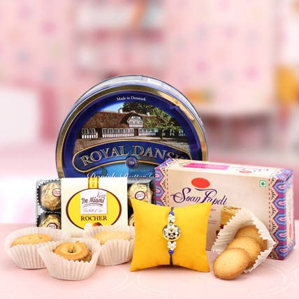 Royal Rakhi Hamper