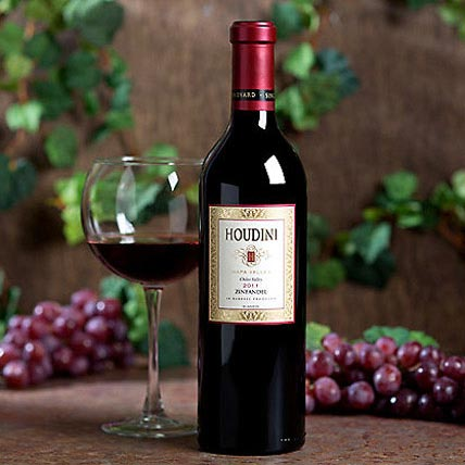 1 Bottle Houdini Napa Chiles Valley Zinfandel