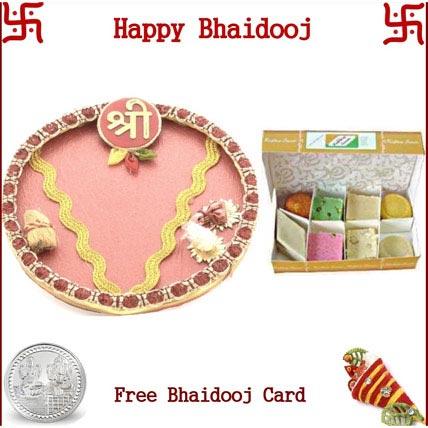 Auspicious Bhaidooj
