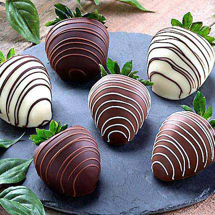 Dipped Chocolate Strawberries