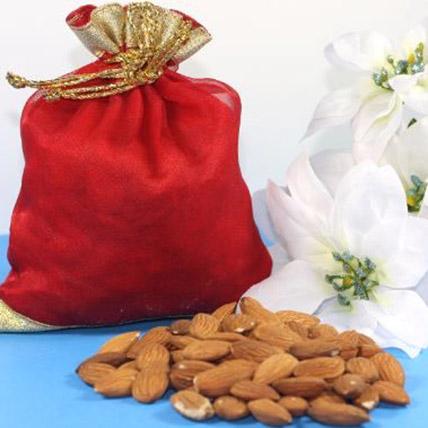 Diwali with Almonds