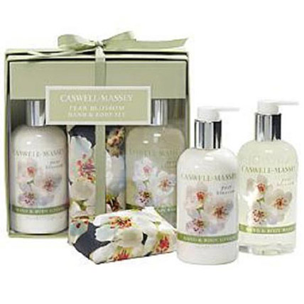 Pear Blossom 3 Piece Gift Set